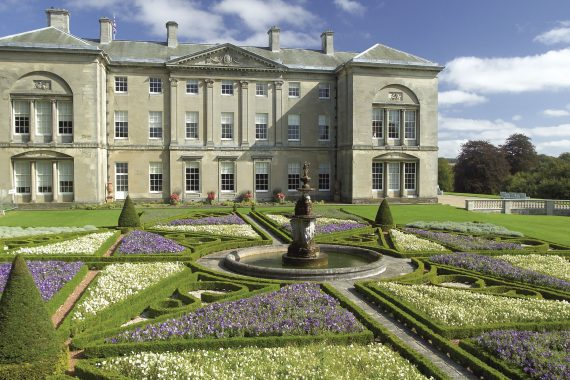 Sledmere House, East Yorkshire